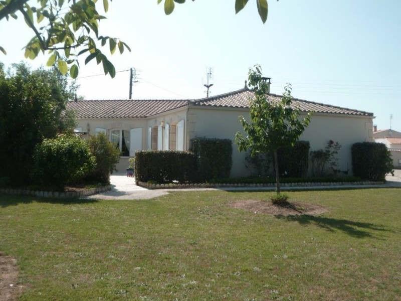 Vente maison / villa Bourcefranc le chapus 418000€ - Photo 1