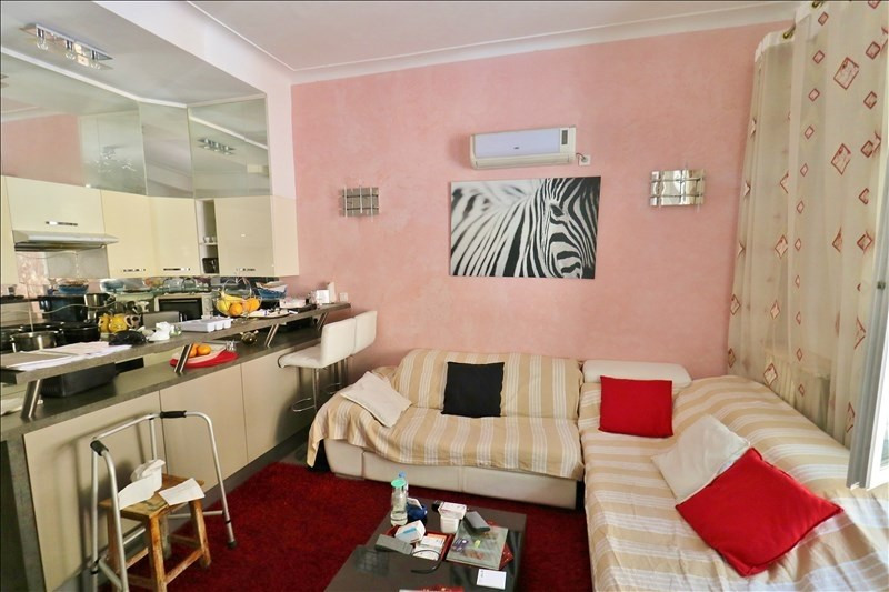 Sale apartment Nice 232000€ - Picture 1
