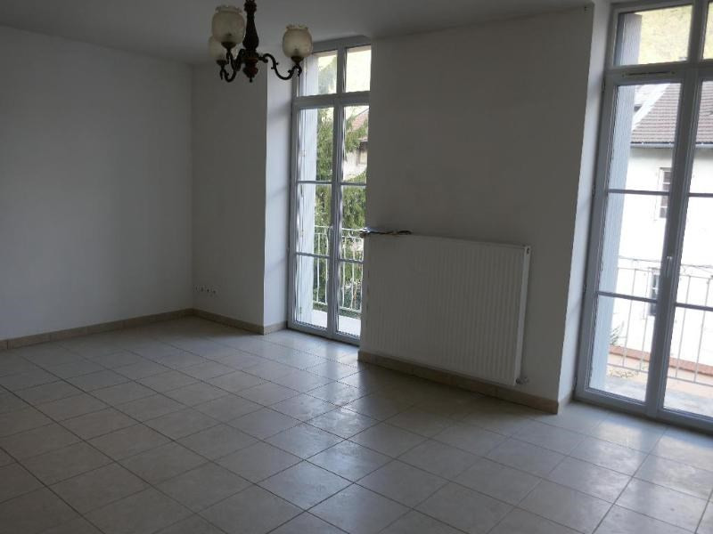 Sale apartment Nantua 69000€ - Picture 1