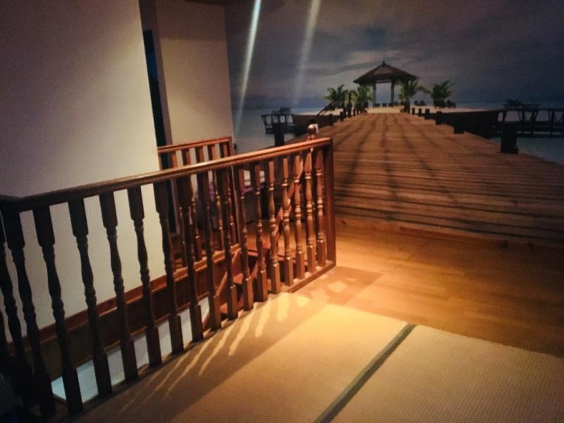 Vente maison / villa Les trois bassins 255000€ - Photo 2