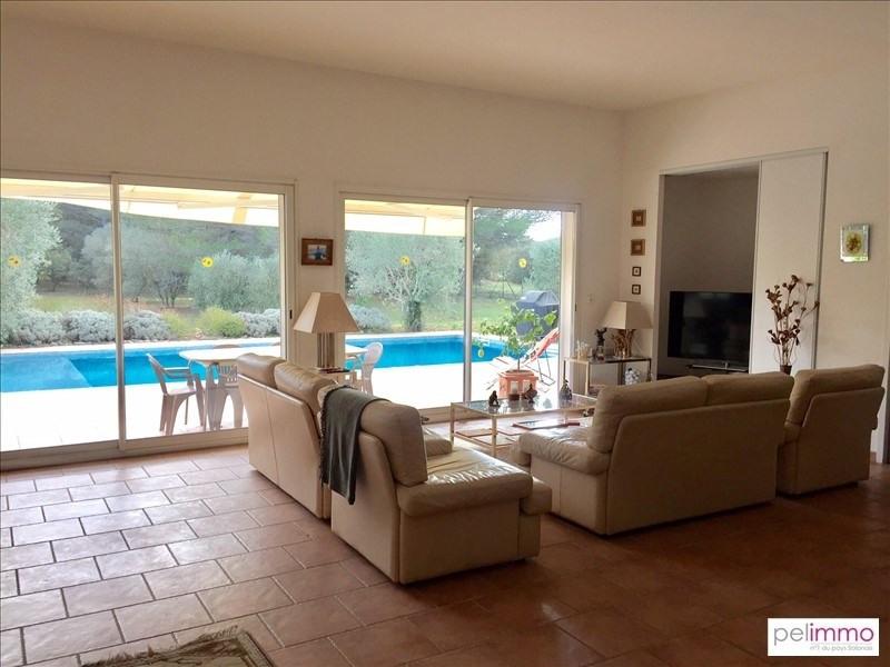 Deluxe sale house / villa Lancon provence 650000€ - Picture 4