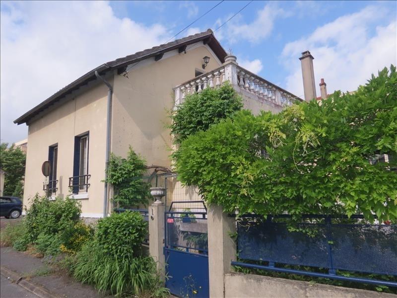 Vente maison / villa Le plessis bouchard 320000€ - Photo 1