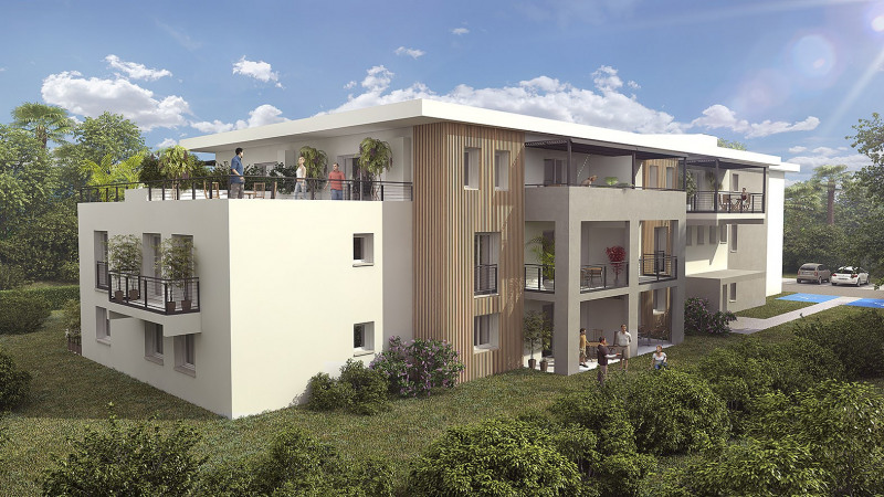 le parc de saint hubert programme immobilier neuf bayonne. Black Bedroom Furniture Sets. Home Design Ideas