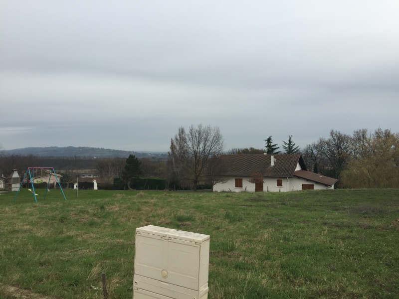 Verkoop  stukken grond Moissieu sur dolon 75000€ - Foto 2