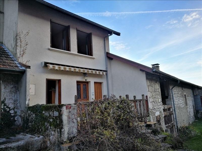 Sale house / villa Culoz 95000€ - Picture 1
