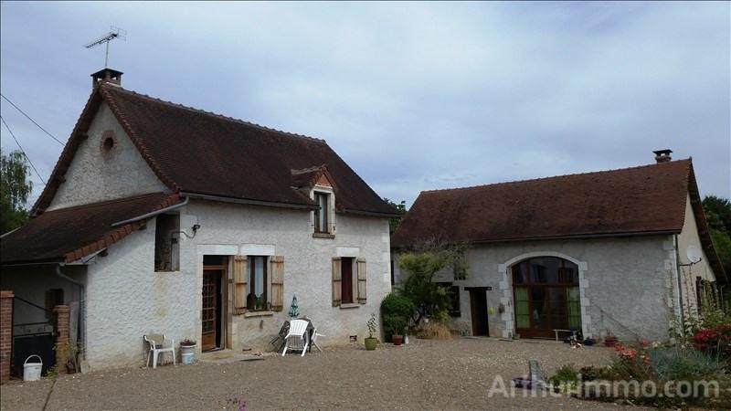 Sale house / villa Gardefort 165000€ - Picture 1