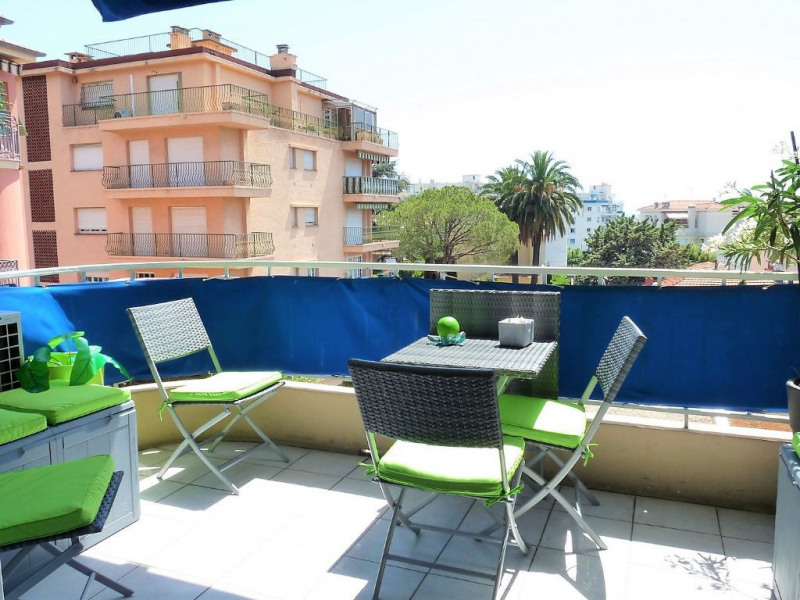 Vente appartement Nice 498 000€ - Photo 1