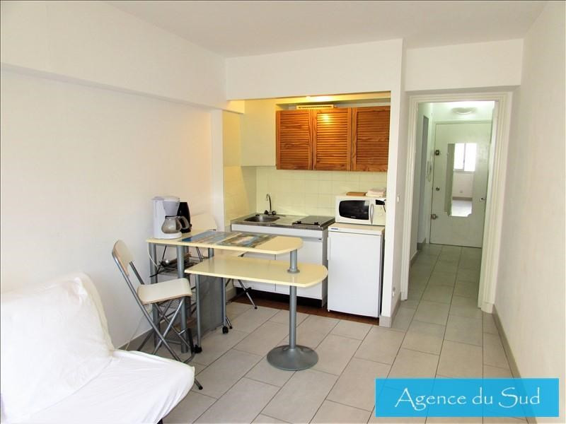 Vente appartement Cassis 135000€ - Photo 1