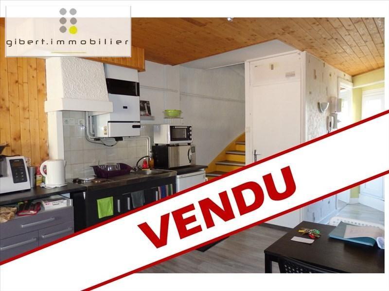 Vente immeuble Le puy en velay 117000€ - Photo 1