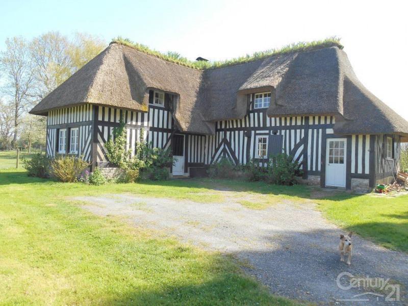 Revenda residencial de prestígio casa Deauville 610000€ - Fotografia 12