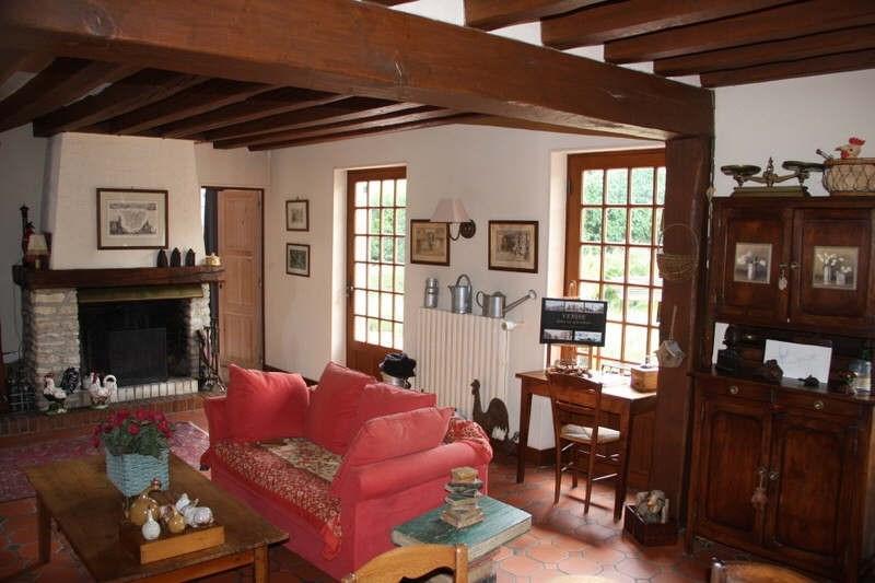 Vente maison / villa Damville 189000€ - Photo 1