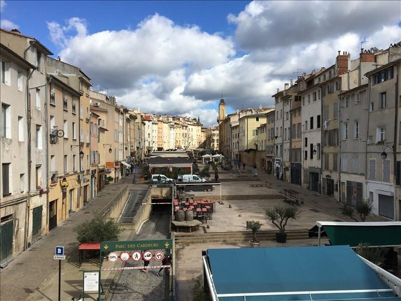 Rental apartment Aix en provence 750€ CC - Picture 1