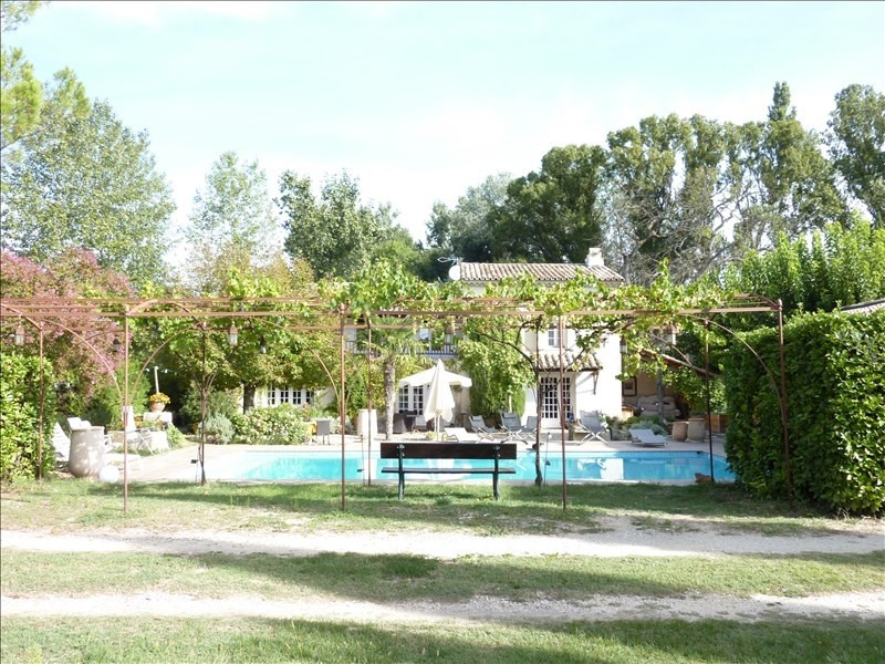 Vente de prestige maison / villa Valaurie 650000€ - Photo 1