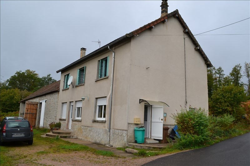 Sale house / villa Gouloux 120 000€ - Picture 1