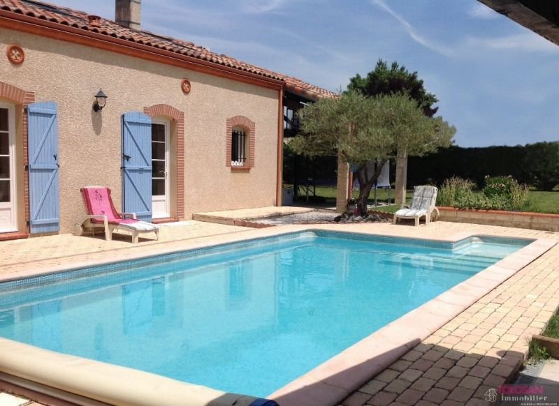 Vente maison / villa Venerque secteur 367 500€ - Photo 1