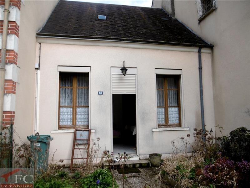 Vente maison / villa Besse sur braye 48000€ - Photo 1