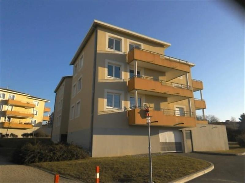 Vente appartement Peronnas 115000€ - Photo 1
