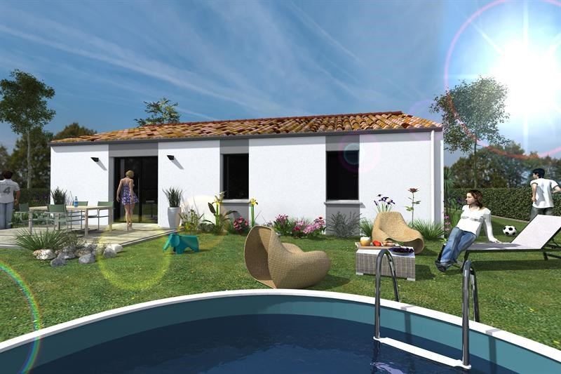 Maison  5 pièces + Terrain 520 m² Vertou (44120) par ESPACE HABITAT
