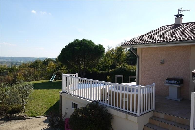 Sale house / villa Jardin 349500€ - Picture 2