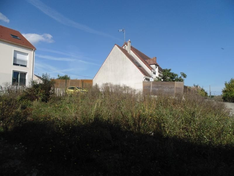 Vente terrain Melun 112000€ - Photo 1