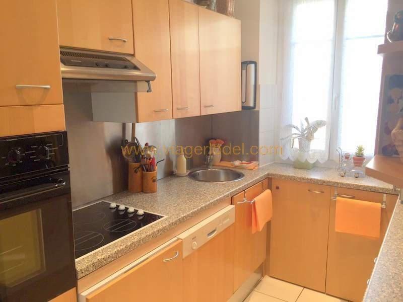 Lijfrente  appartement Nice 95000€ - Foto 4