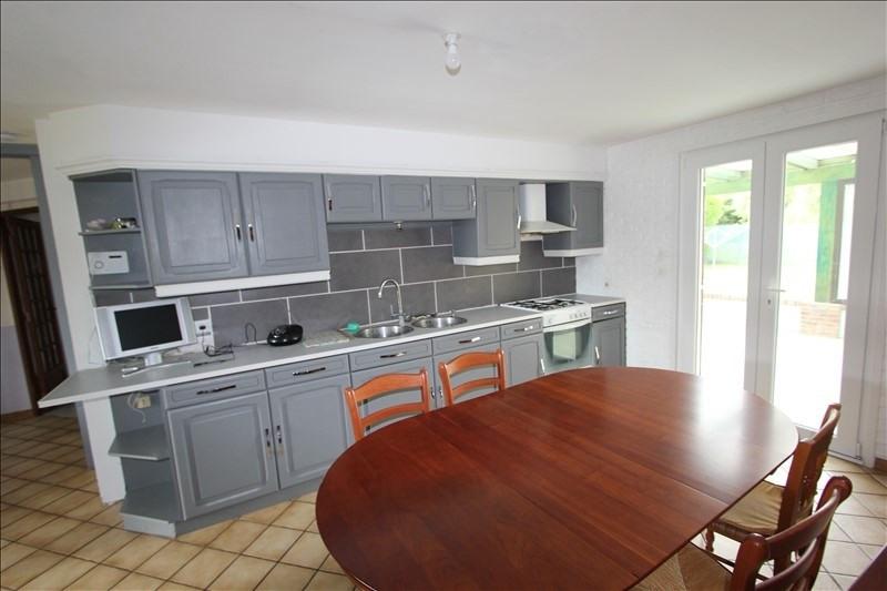 Sale house / villa Leforest 172000€ - Picture 3