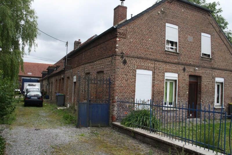Vente maison / villa Landrecies 293700€ - Photo 1