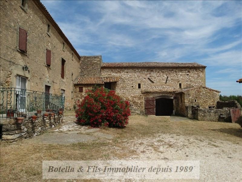 Immobile residenziali di prestigio casa Uzes 579000€ - Fotografia 1