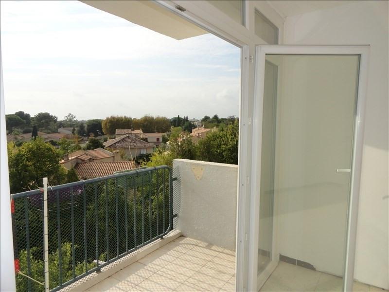 Vente appartement Lunel 85600€ - Photo 1