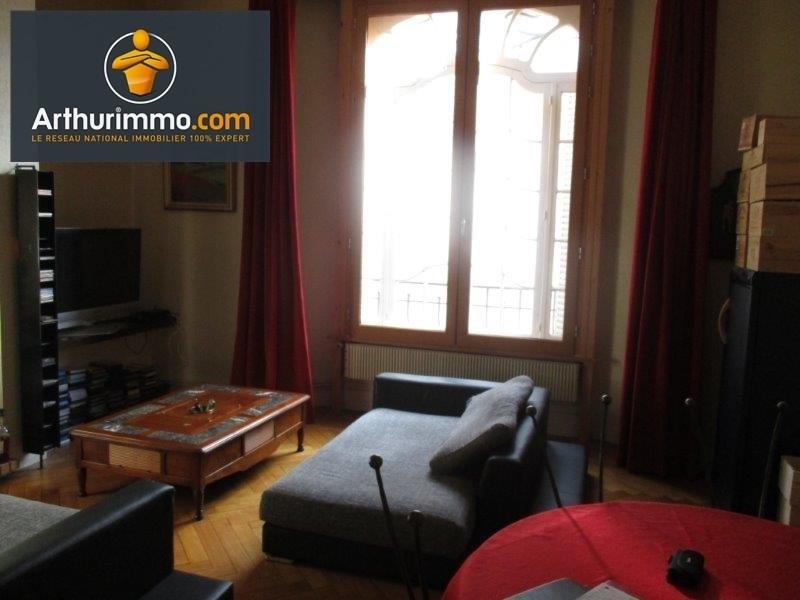 Sale apartment Roanne 95000€ - Picture 1