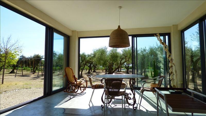 Deluxe sale house / villa Sarrians 615000€ - Picture 4