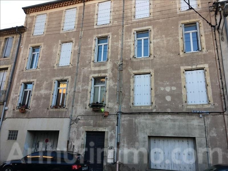 Produit d'investissement immeuble Bedarieux 277000€ - Photo 1