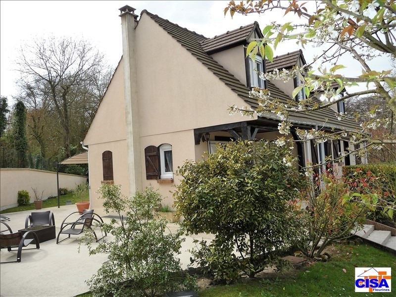 Sale house / villa Senlis 449000€ - Picture 10