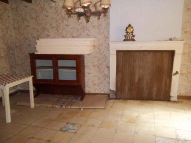 Vente maison / villa Lussac les chateaux 39500€ - Photo 6