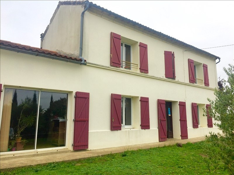 Sale house / villa Targon 205198€ - Picture 1