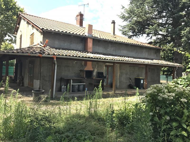 Vente maison / villa Quincieux 227000€ - Photo 2