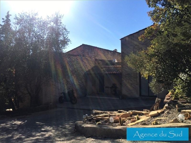 Vente maison / villa Roquevaire 499500€ - Photo 4
