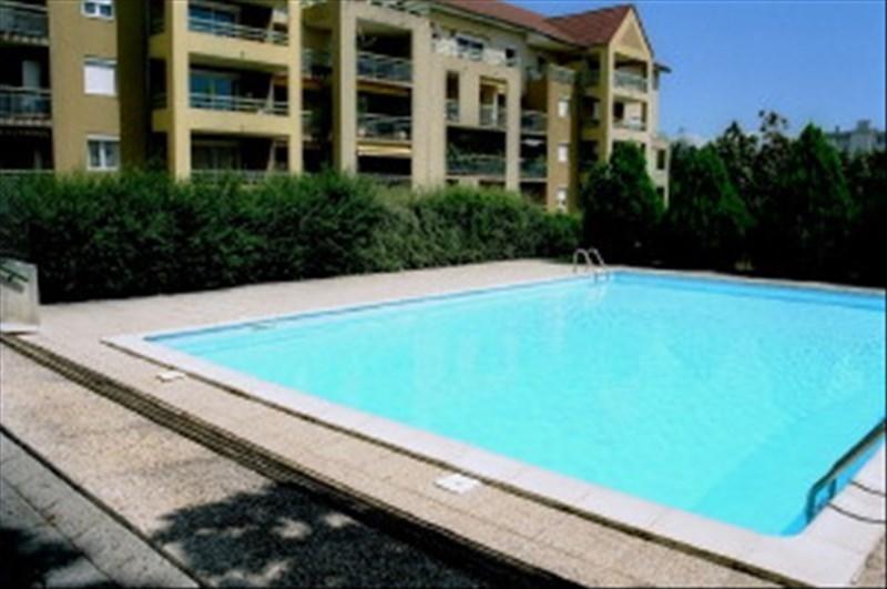 Rental apartment Ferney voltaire 806€ CC - Picture 1
