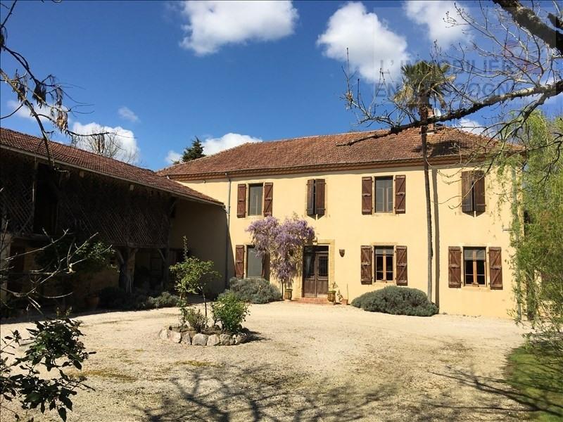 Vente maison / villa Masseube 375000€ - Photo 1