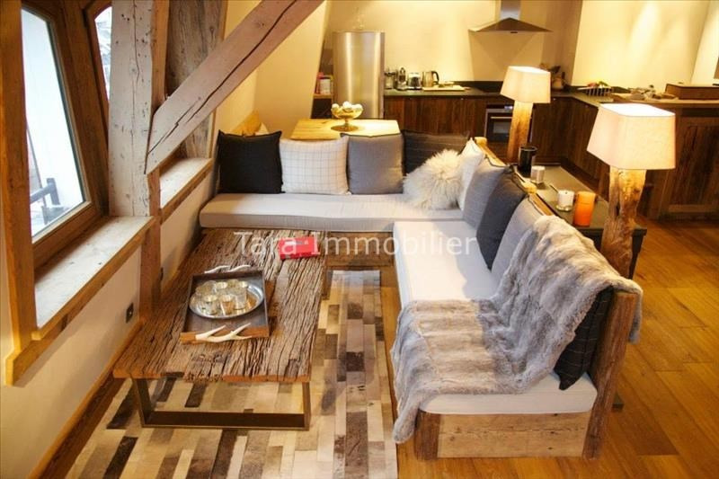 Deluxe sale apartment Chamonix mont blanc 1150000€ - Picture 1