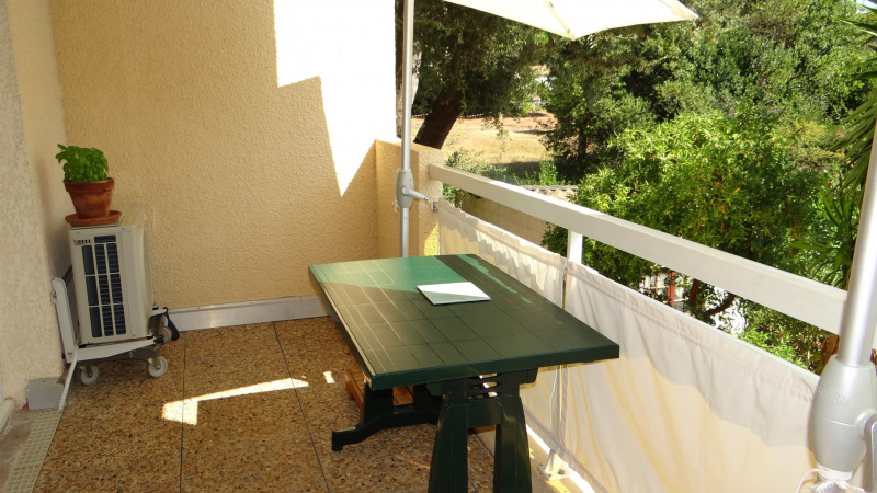 Vacation rental apartment Cavalaire 450€ - Picture 6