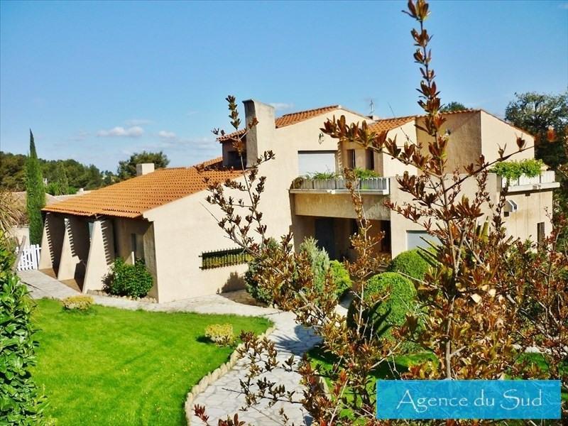 Vente de prestige maison / villa Aubagne 614000€ - Photo 1