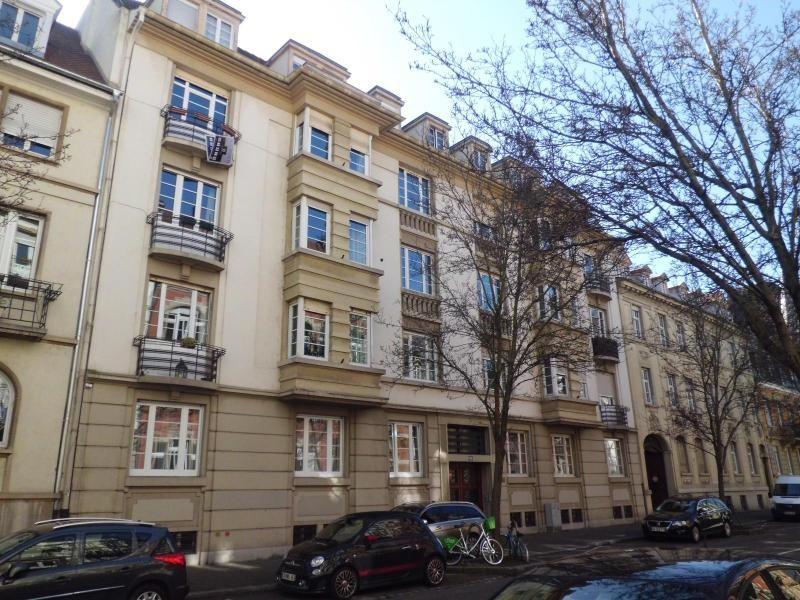 Verhuren  appartement Strasbourg 1400€ CC - Foto 1