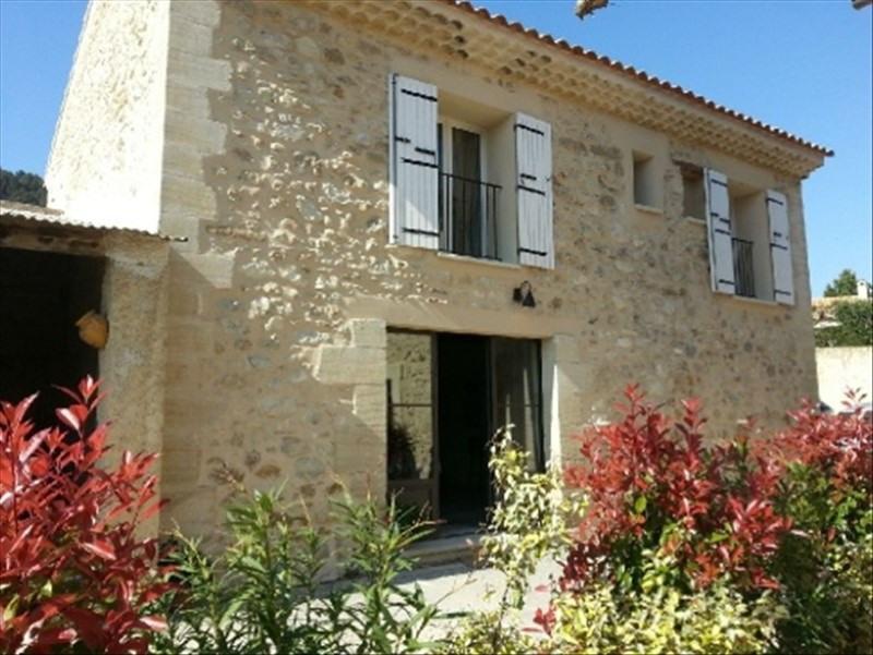 Verkoop  huis Beaumes de venise 365000€ - Foto 1