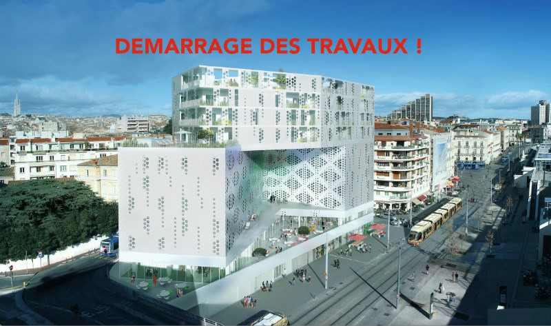 Belaro a programme immobilier neuf montpellier for Promoteur immobilier neuf