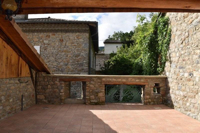 Vente maison / villa Dornas 120000€ - Photo 2