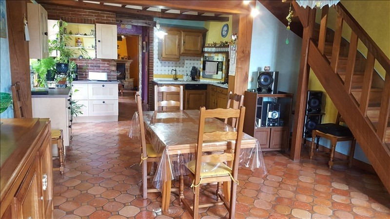 Sale house / villa St clair sur epte 242200€ - Picture 5