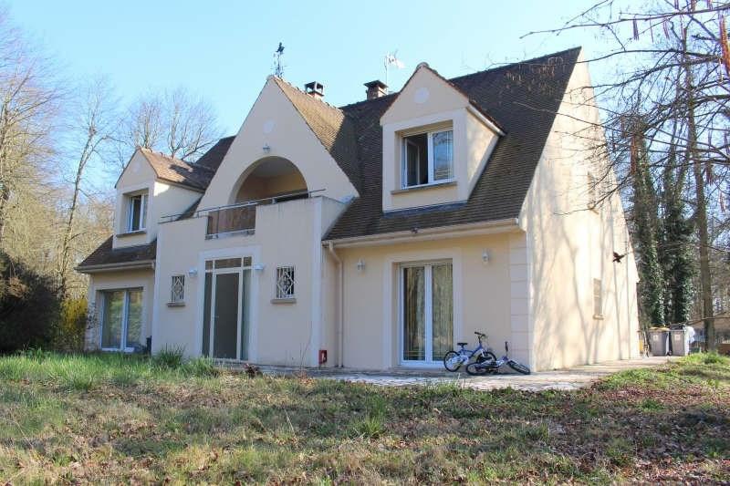 Deluxe sale house / villa Lamorlaye 698000€ - Picture 1