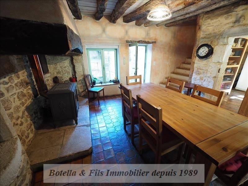 Venta  casa Goudargues 187250€ - Fotografía 5