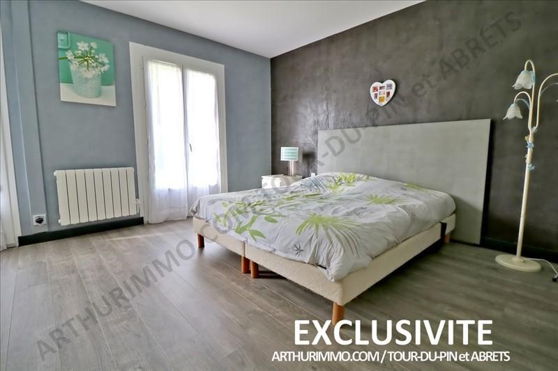 Sale house / villa La tour du pin 189000€ - Picture 5